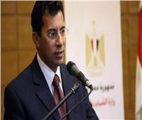 وزير الرياضة يدعم 15 مركز شباب بـ 3 محافظات