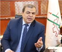 القوى العاملة: تحصيل 7 ملايينجنيه مستحقاتومعاشات مصريينبالأردن
