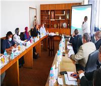وزير قطاع الأعمال يتفقد شركة النصر للكيماويات الدوائية بالقليوبية