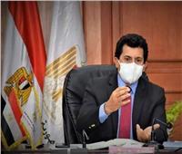 خاص  وزير الشباب والرياضة: مصر تنظم ٣٠ بطولة دولية العام المقبل