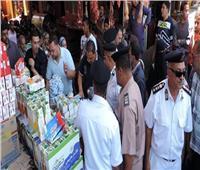 ننشر جهود إدارة مباحث التموين بالقاهرة في ضبط جرائم الغش التجاري