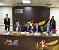 المركز الأوليمبي يستضيف أكثر من ٦٠٠٠ شاب وفتاة لاختيار متطوعي بطولة العالم لكرة اليد ٢٠٢١
