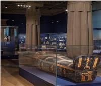 تسجيل حلقات عن الٱثار المصرية من متحف بوشكين الروسي