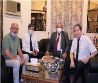 سفير أوزبكستان يستعرض مبادرة بلاده للتنوير والتسامح الديني