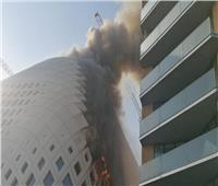 وسائل إعلام لبنانية: حريق في الحي التجاري بوسط بيروت