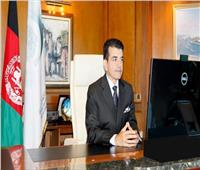 بحث تطوير التعاون بين الإيسيسكو وأفغانستان