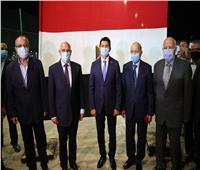 وزير الرياضة ومحافظ بور سعيد يفتتحان النسخة الـ53 لبطولة الجمهورية للشركات
