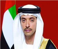هزاع بن زايد: اتفاق السلام يمنح الشعب الفلسطيني دولته المستقلة