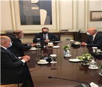 خلال زيارته لأثينا.. «شكري» يلتقي برئيس وزراء اليونان