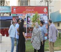صور| خالد جلال يتفقد اللمسات الأخيرة لحفلات سبتمبر