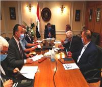 وزير قطاع الأعمال يبحث مع اتحاد المستثمرين فرص التعاون وزيادة الصادرات