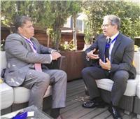 اجتماعات مكثفة بين وزراء سياحة مصر واليونان والمغرب ورومانيا