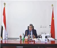 د.أشرف الشيحى رئيس الجامعة الصينية: مصر تجاوزت جائحة كورونا بأقل الخسائر