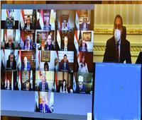 خلال اجتماع الحكومة| «مصطفى مدبولي» يوجه الشكر لـ3 وزراء