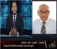 خالد عكاشة: استقالة السراج تعني دعمه لمبادرات التهدئة