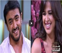 فيديو| أحمد العوضي يكشف فارق السن بينه وبين ياسمين عبد العزيز
