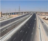 استكمال أعمال تطوير طريق الواحات بمدينة 6 أكتوبر