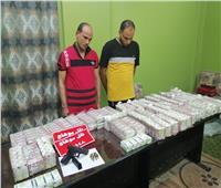 ضبط ٥٠ ألف قرص مخدر في ضربة أمنيه جديدة بأسيوط