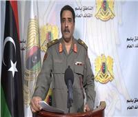 الجيش الليبي: نهدف لمنع استفادة الإرهابيين وتركيا من عائدات النفط