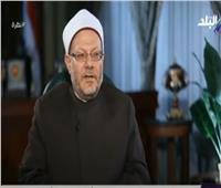 فيديو| رسالة المفتي للمصريين: «الوقوف مع الدولة واجب شرعي.. والحياد خيانة»