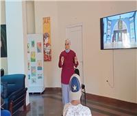 قصور الثقافة تنظم برنامجا لرفع الوعي الأثري لأبناء الأسمرات