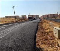 الجزار: جارٍ الانتهاء مرافق أراضي الإسكان «المتميز» شمال مدينة بدر