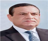 محافظ البحيرةيهنئ رئيس الجمهورية بالعيد القومي للمحافظة