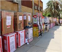 محافظ القاهرة يسلم أجهزة كهربائية لـ٥٠ من العرائس الأولى بالرعاية