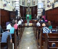 كلية اللاهوت الأسقفية بالإسكندرية تبدأ عامها الدراسي بصلاة القداس