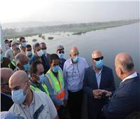 صو| وزير النقل من الصعيد: تنفيذ 9 محاور على النيل في وقت واحد لأول مرة