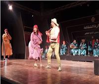 صور| «الليلة الكبيرة والسيرة الهلامية» يشهدان إقبالا جماهيريا بساحة الهناجر