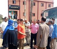 انطلاق حملة «نور ونظف قرية» بمركز ومدينة الإسماعيلية