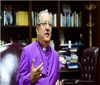 رئيس الأسقفية يترأس قداسًا بالإنجليزية لخدمة الأجانب