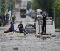 سيول مفاجئة جنوب فرنسا وفقد شخصين