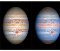 صور تكشف عن عاصفة جديدة على أكبر كوكب في النظام الشمسي