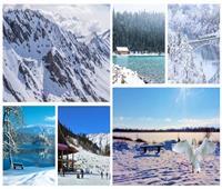 10 وجهات سياحية لا تفوتك في الشتاء |صور
