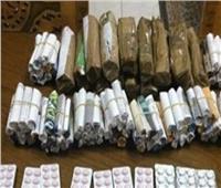 حملة أمنية لضبط تجار المواد المخدرة بالجيزة