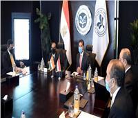 الرئيس التنفيذي لهيئة الاستثمار يلتقى السفير الهندي لزيادة التعاون بين البلدين