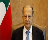 الرئيس اللبناني يدعو المجتمع الدولي لمساندة بلاده في مواجهة أزمات الاقتصاد والنزوح