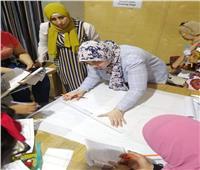 جامعة حلوان تنظم ورشة عمل للتدريب على الحياكة وقص الباترون