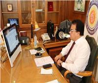 عبد الغفار يرأس اجتماع مجلس إدارة الهيئة القومية للاستشعار من البعد وعلوم الفضاء