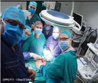 أطباء معهد ناصر ينقذون طفل 7 سنوات بجراحة دقيقة في البنكرياس