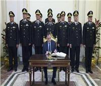 الجريدة الرسمية تنشر قرار تعديل تشكيل المجلس الأعلى للشرطة