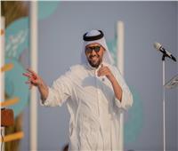 على أنغام «بالبنط العريض».. الجسمي يحتفل باليوم الوطني السعودي