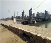 الوحدة المحلية بطوخ تحذر سكان تلك المنطقة من ارتفاع منسوب المياه