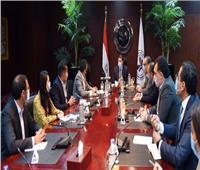 رئيس الهيئة العامة للاستثمار يلتقي أعضاء الجمعية المصرية لشباب الأعمال