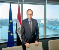 كريستيان برجر سفيرا للاتحاد الأوروبي في مصر