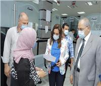 استمرار إقبال المواطنين لتقديم طلبات التصالح في مخالفات البناء بدمياط