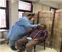 إجراء اختبارات كورونا لـ٨٨٠١ مواطنا شرقاويًا مسافرا للخارج