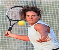 ميار شريف تجتاز الدور التمهيدي ببطولة رولان جروس في التنس